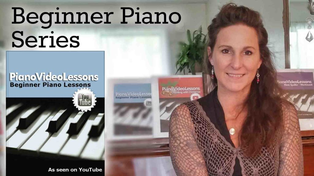 learn how to play piano by yourself for beginners