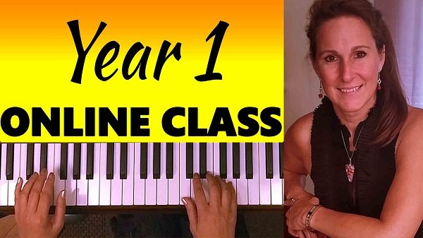 online piano class for beginners