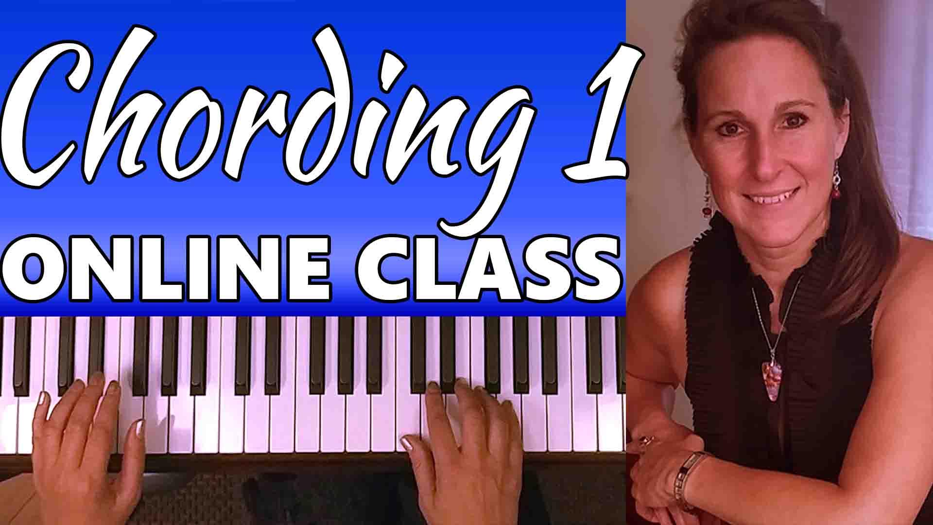 Piano Chording Boot Camp